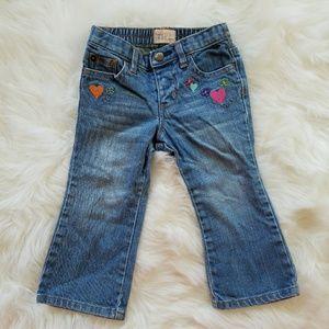 Baby GAP Bootcut Jeans sz 18-24M